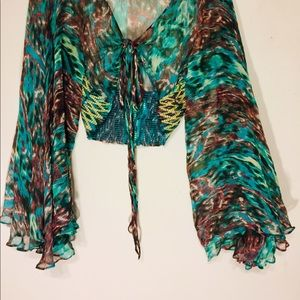 Vintage Guess Marciano Blouse